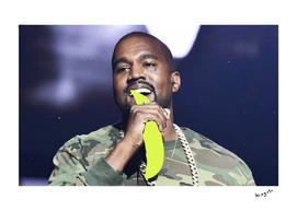 I got Kanye I got banana.....uugh Kanyana!