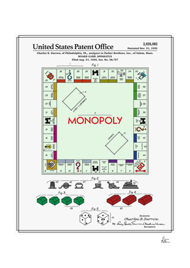 Board Game Patent