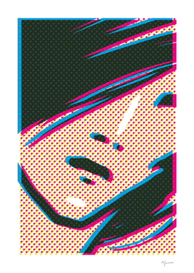 Graphic Face 09A