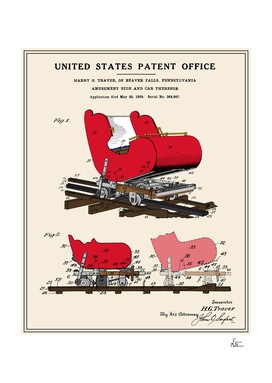Roller Coaster Patent