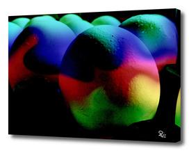 Colors  eggs