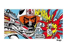 Star Wars Pop Art - Wham! Battle