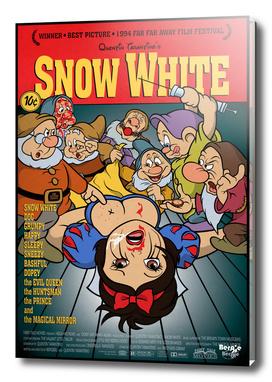 Pulp Fiction - Snow White Mashup