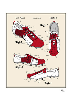 Soccer Cleats Patent