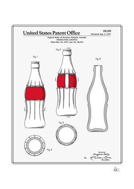 Soda Bottle Patent