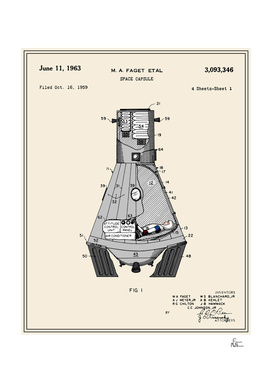 Space Capsule Patent v1