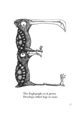 E is for Eaglepogle