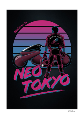 Welcome to Neo Tokyo