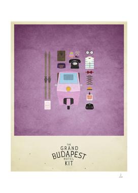 The Grand Budapest Hotel Kit