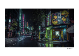Tokyo Bloom - Shinjuku life
