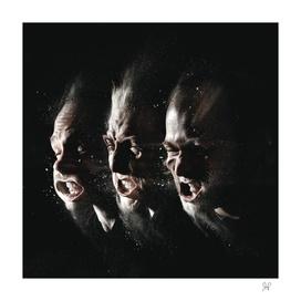 Split the Atom special edition album artwork