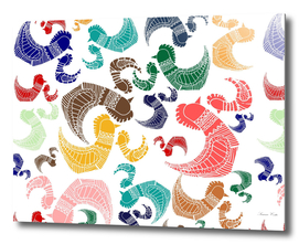 Rooster pattern