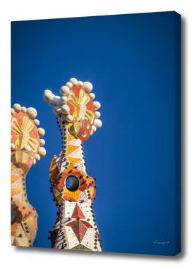 Gaudi+Tower
