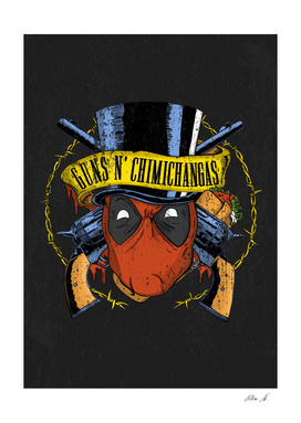 guns n chimichangas