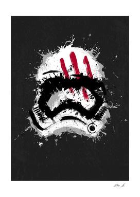 The traitors mark