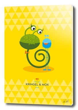 Kringel and Mox