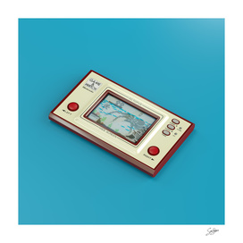 Sasfepu Game&Watch