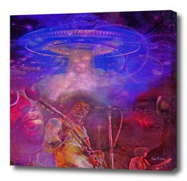 Hendrix Abduction (Astroglide Edition)