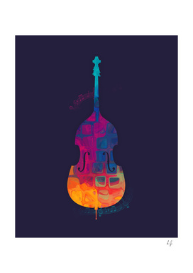 Double Bass Color