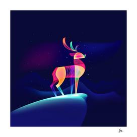 Fantasy reindeer