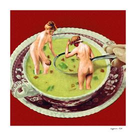 Bathing Ladies, Pt 2