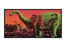 Cabazon Beast Sauropod