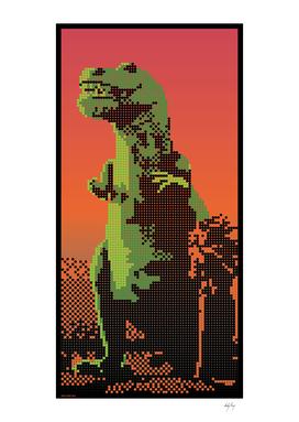 Cabazon Beast Theropod