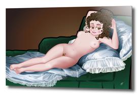 La Maja Desnuda FNG version