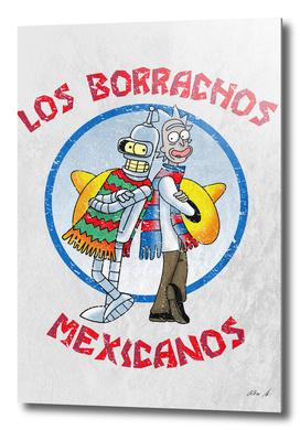 Los Borrachos Mexicanos
