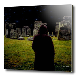 Druid Princess of Stonehenge