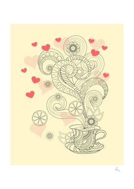 tea with love