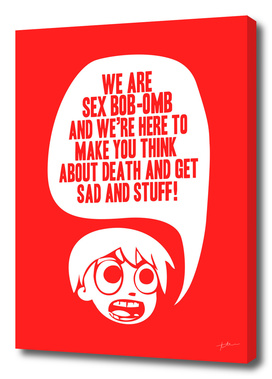We Are Sex Bob-Omb