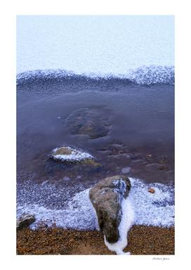 Ice. Water. Stone.