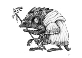 Lizard Priest