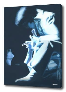 Elvis On Stage