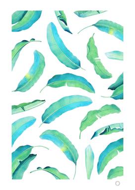 Turn Over a New Banana Leaf