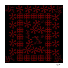 Diatom (Red series #4)