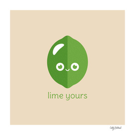 Lime Yours