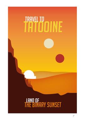 Travel to Tatooine