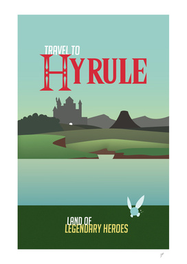 Travel to Hyrule
