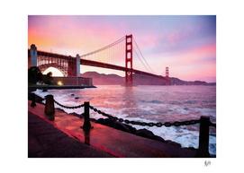 HYPER-REALISTICALIA C1N5 - BRIDGE MAGIC AT SUNSET