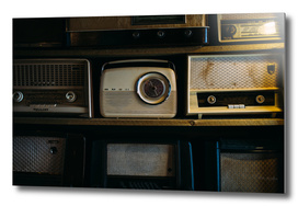 Vintage Radio Collection