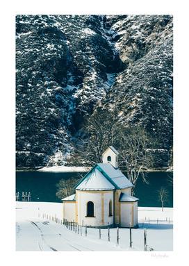 Achensee Lake Church