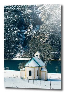 Achensee Lake Church