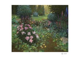 flower garden III