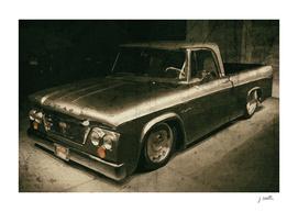 Vintage Car, Dodge