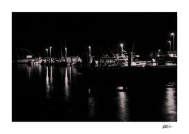 Night Boats (monochrome)