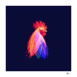 fantastic fire rooster 2