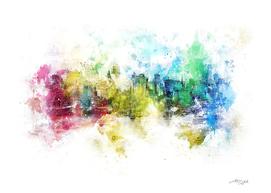 Artistic LXV - Winter City Port  / NE