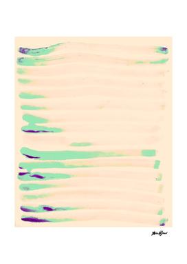 Pantone Green Stripes